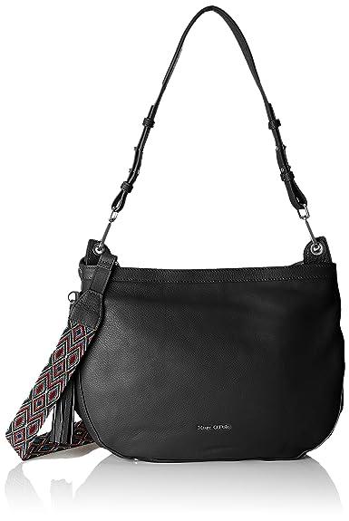 Marc OPolo - Mia, Shoppers y bolsos de hombro Mujer, Negro (Black ...
