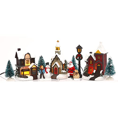 Miniature Christmas Figurines Amazon Com