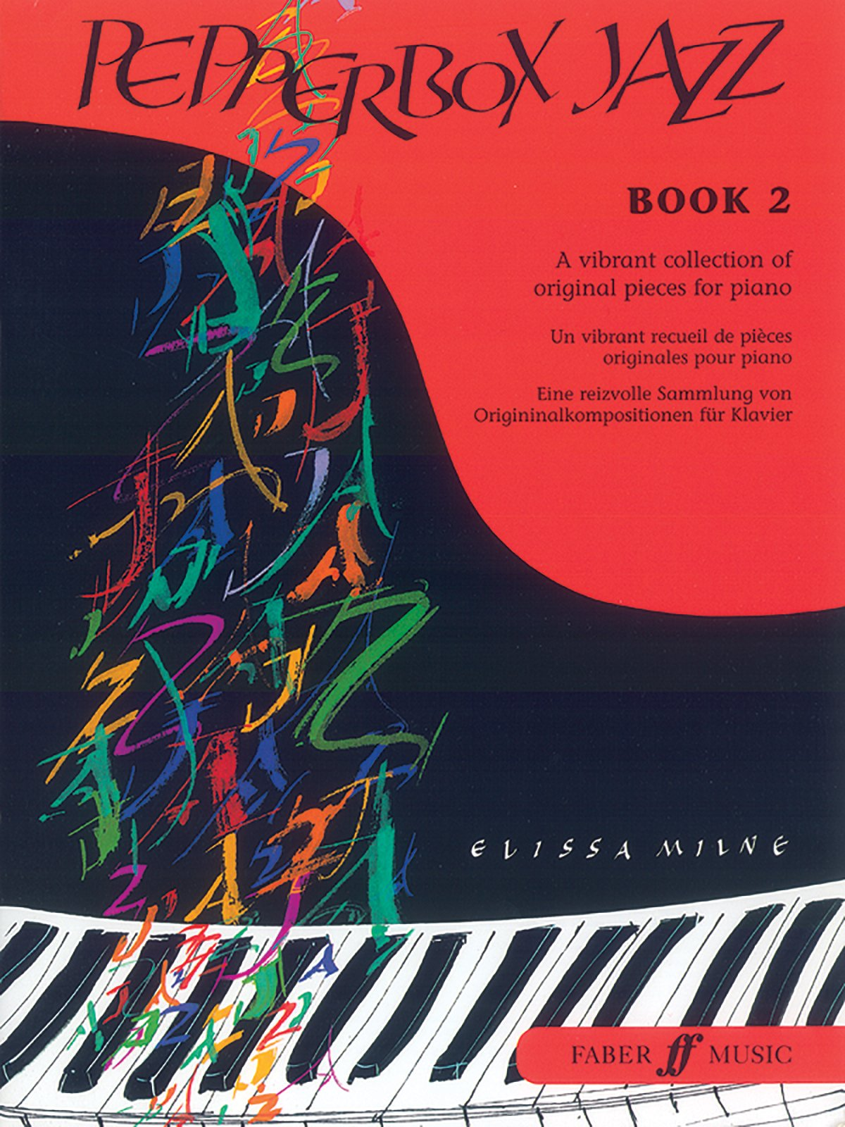 Pepperbox Jazz, Bk 2: A Vibrant Collection of Original Pieces for Piano (Faber Edition: Little Peppers) ebook