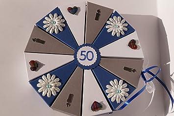 Tolle Torte 7 Geldgeschenkverpackung, Geldgeschenk aus ...