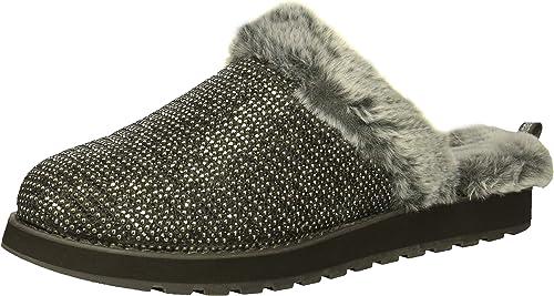Amazon.com: Skechers BOBS Zapatillas de mujer de alta ...