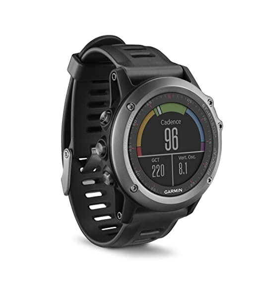 232 opinioni per Garmin Fenix 3 Smartwatch GPS Multisport, Display a Colori, Altimetro