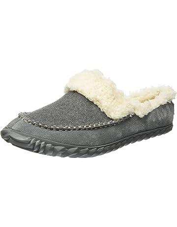 d0f1f14358e93 Amazon.co.uk | Women's Slippers