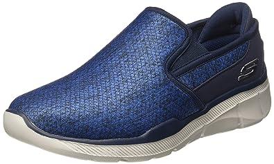 87d76b93 Skechers Boy's Equalizer 3.0-Nano Grid Sneakers: Buy Online at Low ...