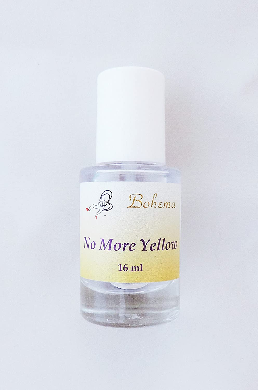 No More Yellow 16ml para las uñas amarillas Bohema