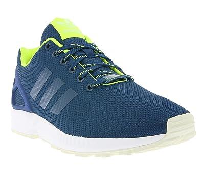 adidas zx flux hommes bleu