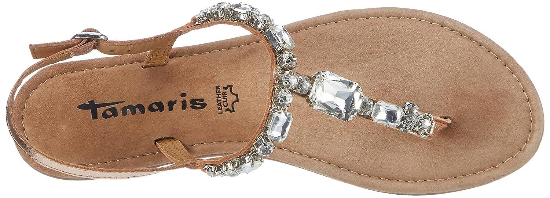 große Auswahl an Designs guter Verkauf Neueste Mode Tamaris Damen 28117 Offene Sandalen
