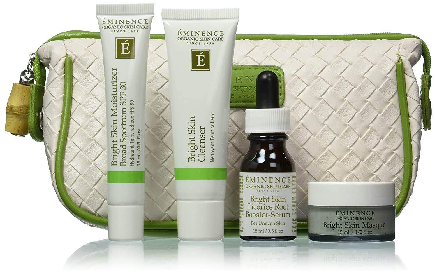 Eminence Bright Skin Starter Set, 1 Count