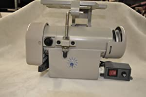 Rex Industrial Sewing Machine Servo Motor 550 Watts