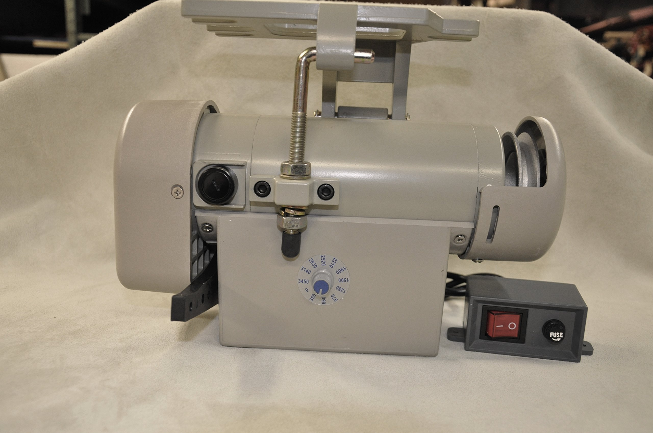 REX INDUSTRIAL SEWING MACHINE SERVO MOTOR 550 WATTS product image