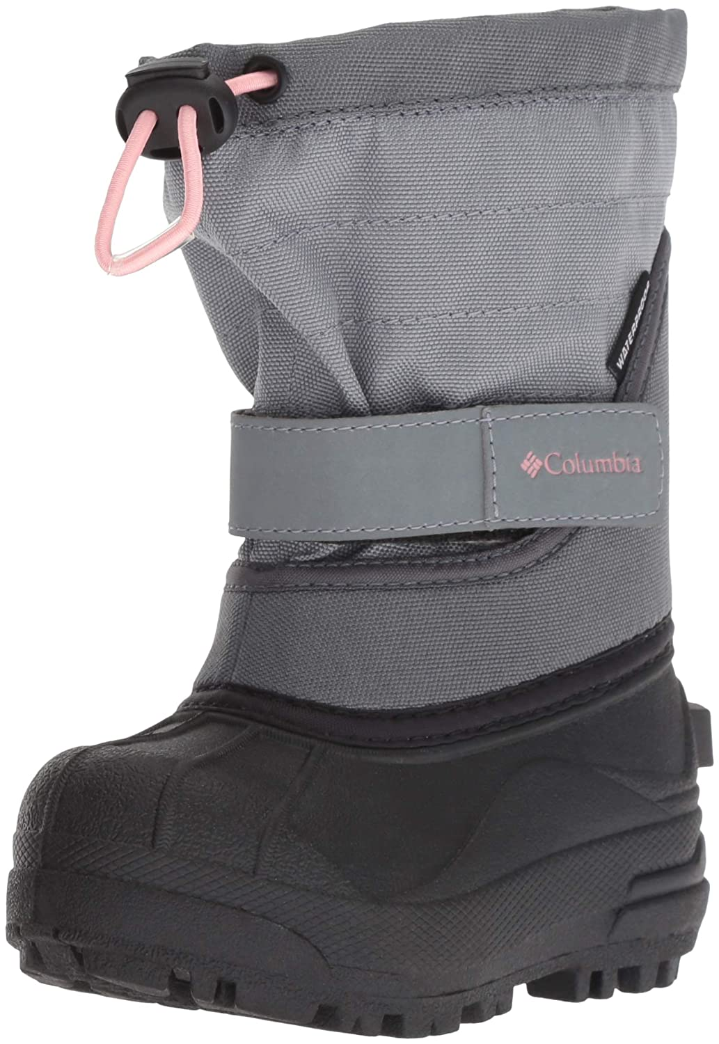 Columbia Kids' Powderbug Plus II Boot, Toddler