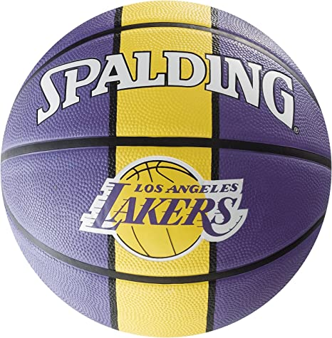 Spalding NBA LA Lakers - Balón de Baloncesto: Amazon.es: Deportes ...