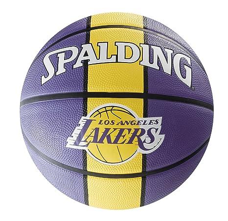 Spalding NBA LA Lakers - Balón de Baloncesto: Amazon.es: Deportes ...