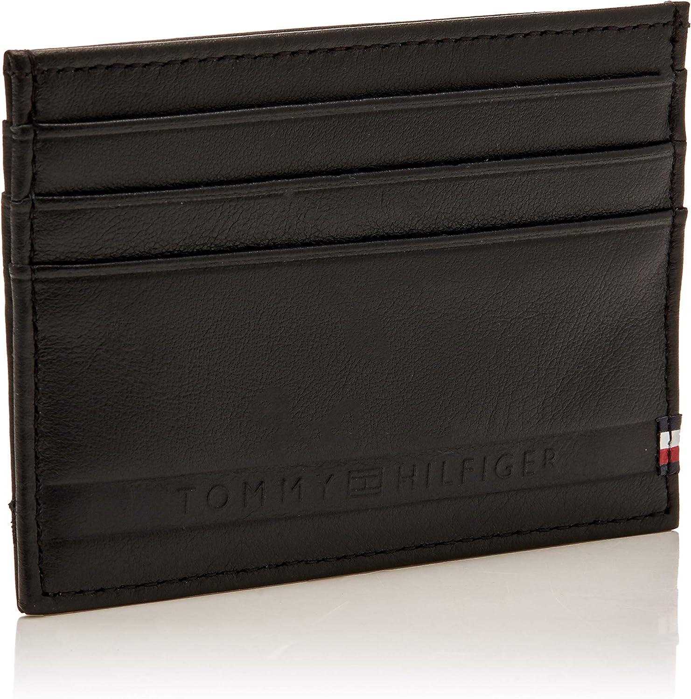 Tommy Hilfiger Porte-cartes noir pour homme