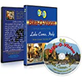Bike-O-Vision Cycling Video- Lake Como, Italy (Widescreen DVD #22)