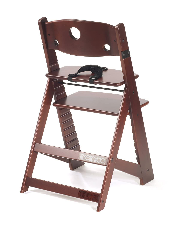 Genial Amazon.com : Keekaroo Height Right Kids High Chair, Mahogany : Childrens  Highchairs : Baby