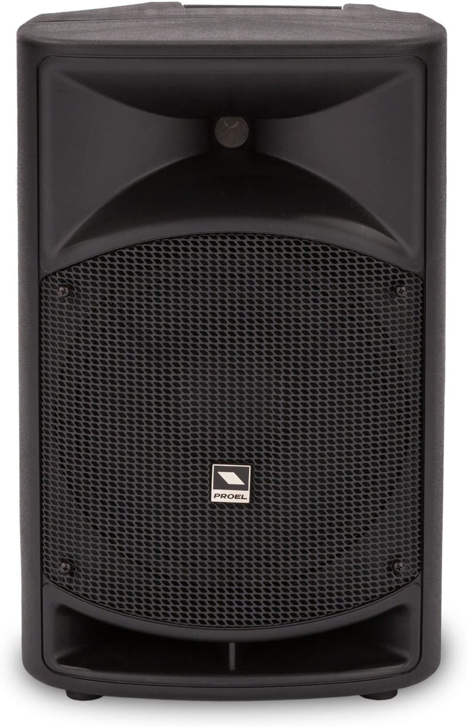PROEL WAVE15A Monitor Diffusore Audio 15 a due vie bi-amplificato Nero Attivo con ingressi multipli e lettore MP3 dotato di connettivit/à BLUETOOTH