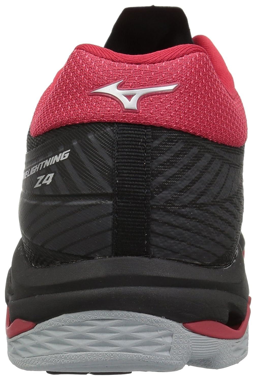 Mizuno B07826LQ8P Women's Wave Lightning Z4 Volleyball Shoe B07826LQ8P Mizuno Women's 10.5 B US|Black/Red 7e97a5