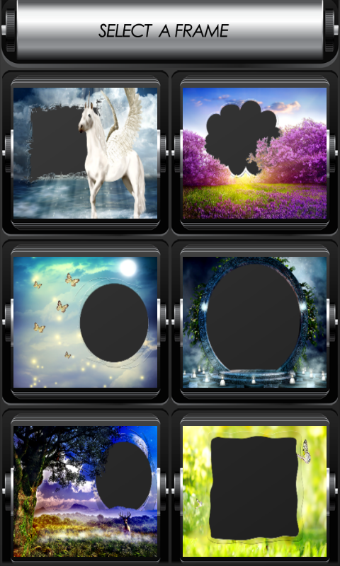 Amazon.com: Fantasy Photo Frames: Appstore for Android