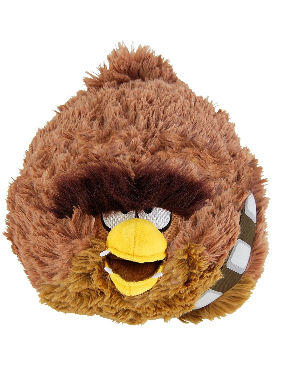 Promoción por tiempo limitado 5 inches Star Wars Chewbacca parallel import goods Angry Bird stuffed Angrybirds (japan import)