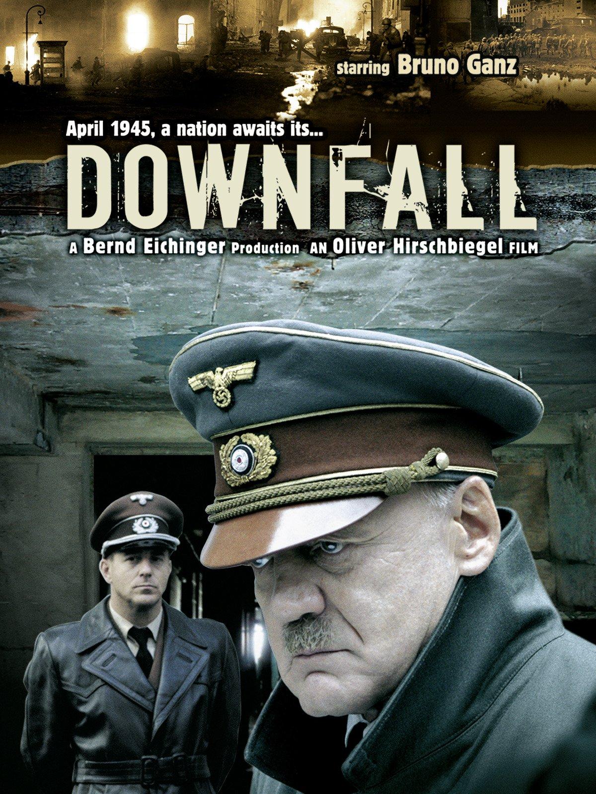 Der Untergang Downfall Bruno Ganz movie poster print