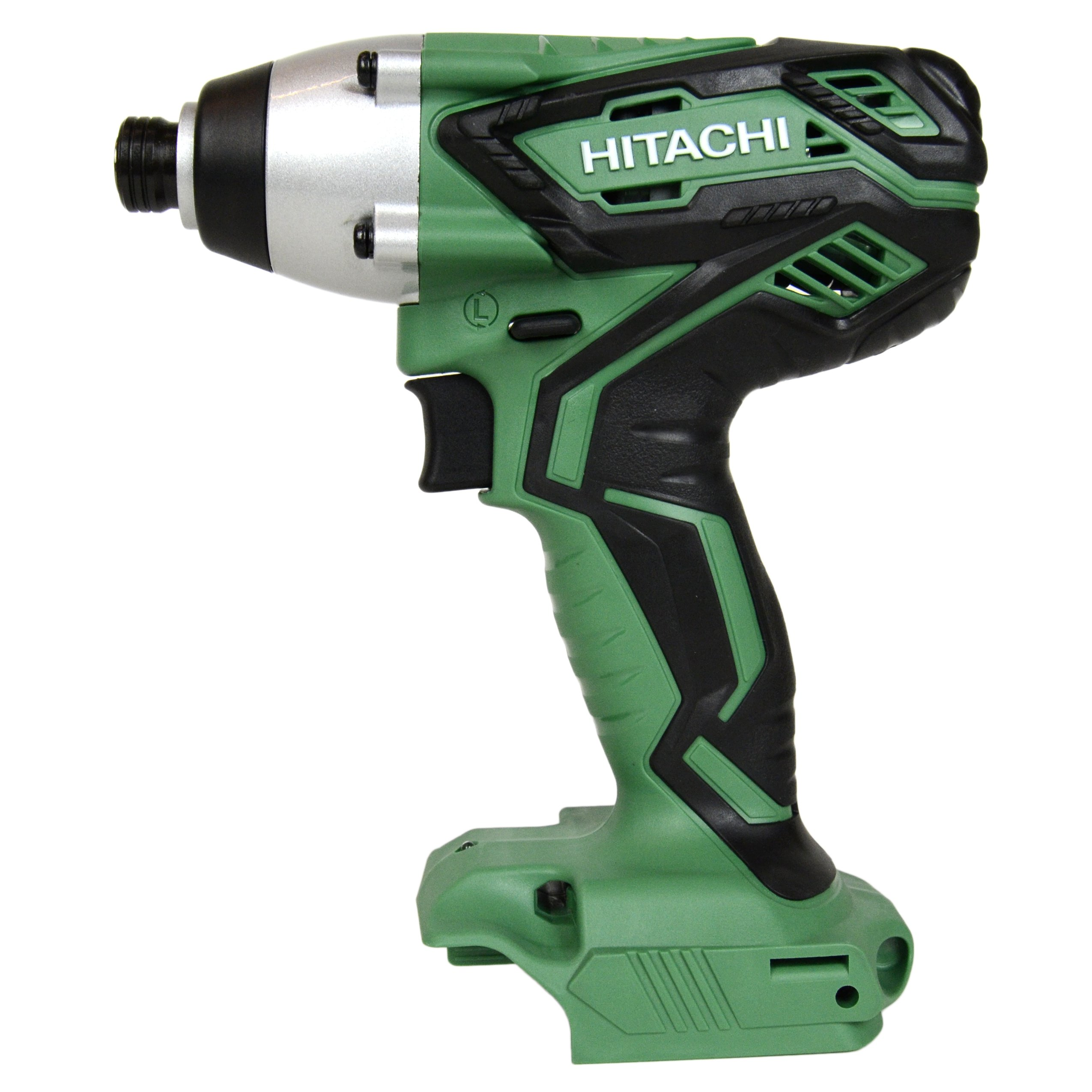 Hitachi WH18DGL Impact Driver 1/4 inch Hex Drive (bare tool - no battery, charger or case)