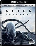 Alien Covenant (Bilingual) [4K Blu-ray + Digital Copy]