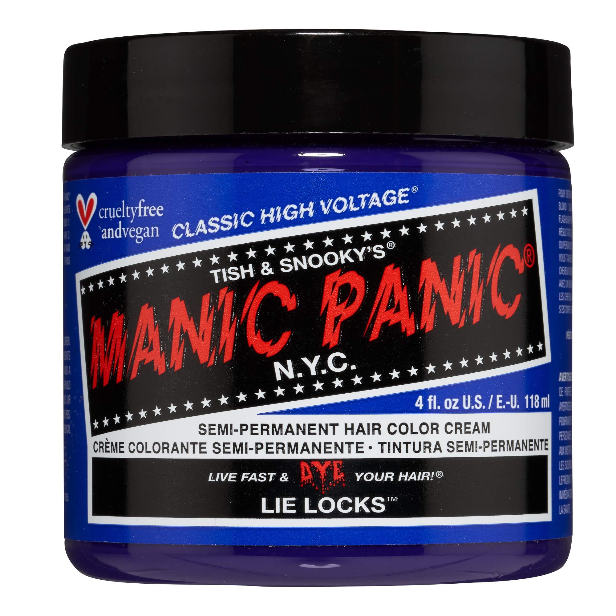 Manic Panic Lie Locks Hair Dye Classic