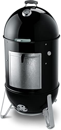 PK Grills PK Original Outdoor Charcoal Portable Grill Smoker Combination, Silver