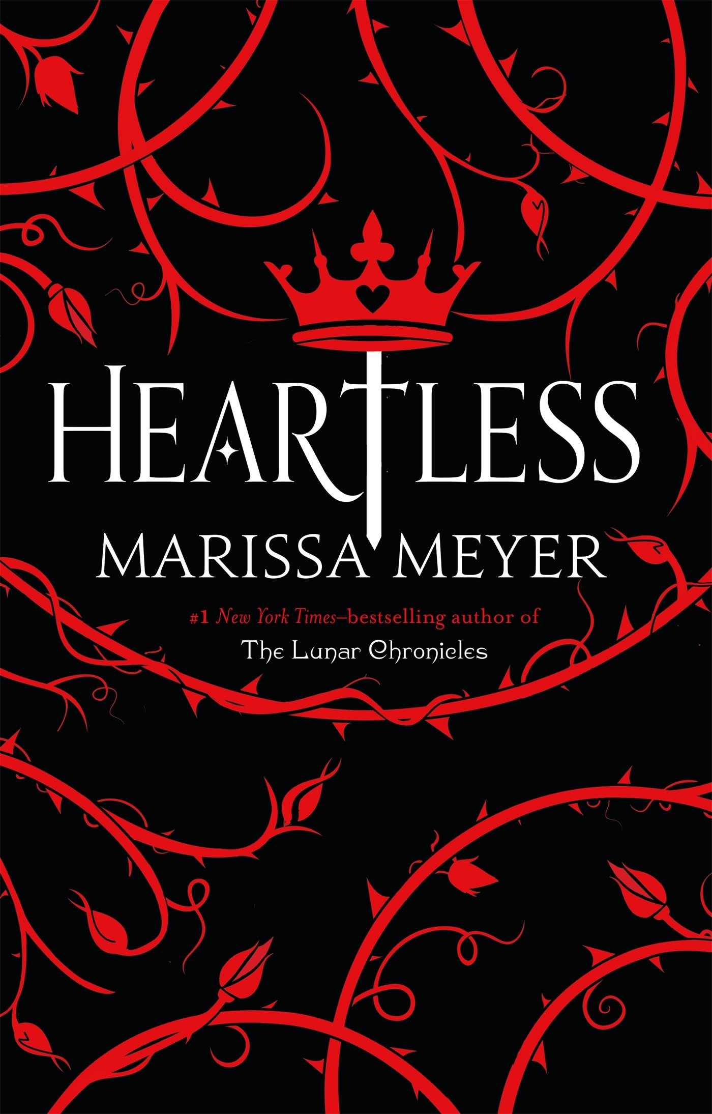Image result for heartless marissa meyer series