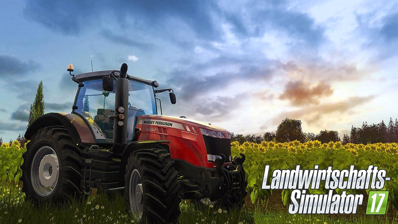 Landwirtschafts-Simulator 17 [PlayStation 4]: Amazon.de: Games