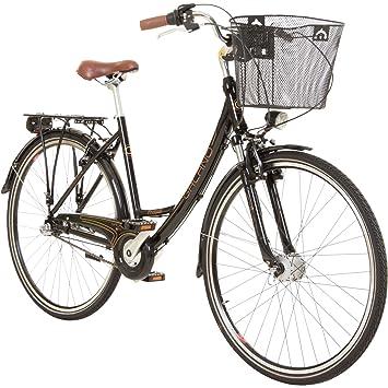 Extrem Galano 28 Zoll Prelude Citybike Stadt Fahrrad Licht 3 Gang Nexus UM25