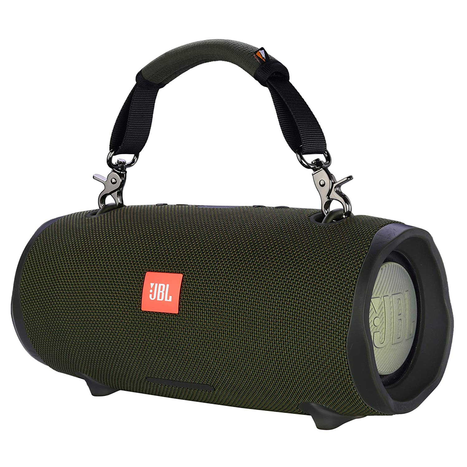 JBL Xtreme 2 Green Bluetooth Speaker with Portable Hard Case