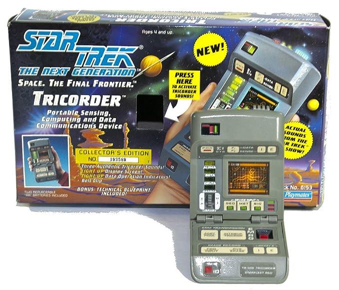 Star Trek the Next Generation Tricorder