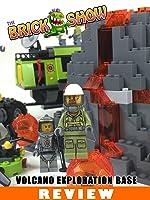 LEGO City Volcano Exploration Base Review (60124)
