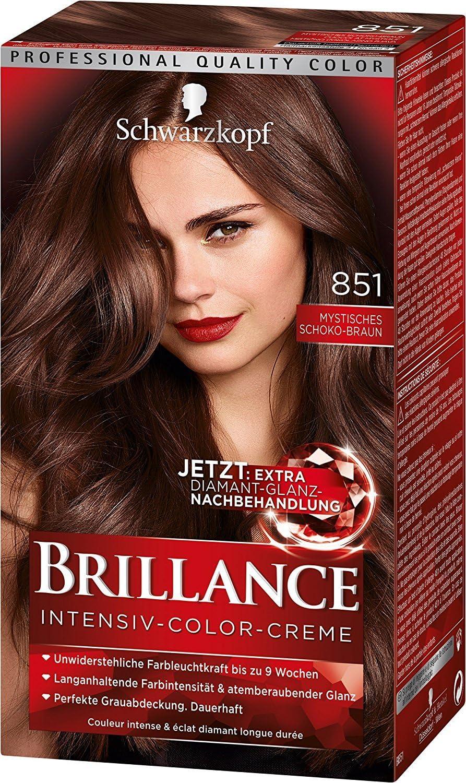 Schwarzkopf Brillance Intensiv Color Creme 851 Místico ...