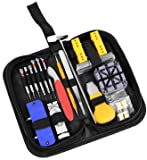 Ohuhu 156 PCS Watch Repair Tool Kit, Case Opener