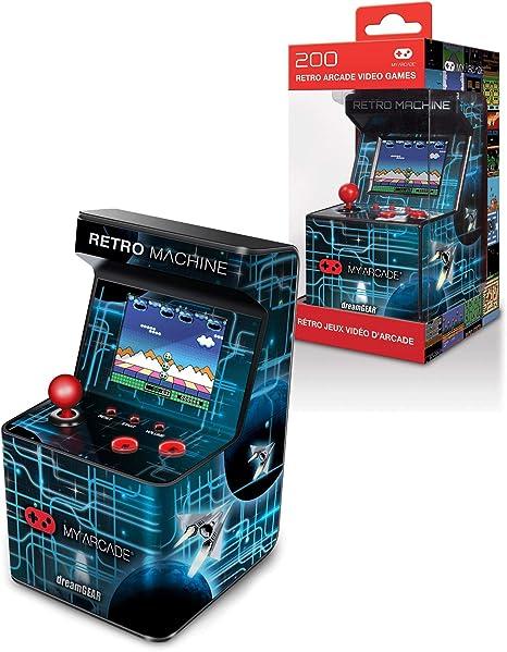 My Arcade Retro Machine - 200 Juegos Vintage (8 Bit): Amazon.es ...