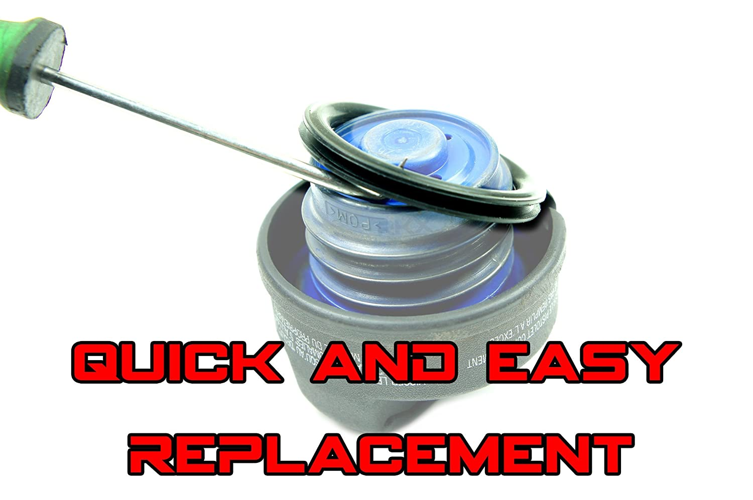 RKX Gas cap replacement seal Fuel for Volkswagen /& Audi VW mk4 mk5 mk6 B5 b6 b7 b8 petrol