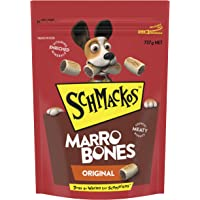 Schmackos Marrobones Dog Treats 737g Bag, 3 Count (3 x 737g), Puppy/Adult/Senior, Small/Medium/Large