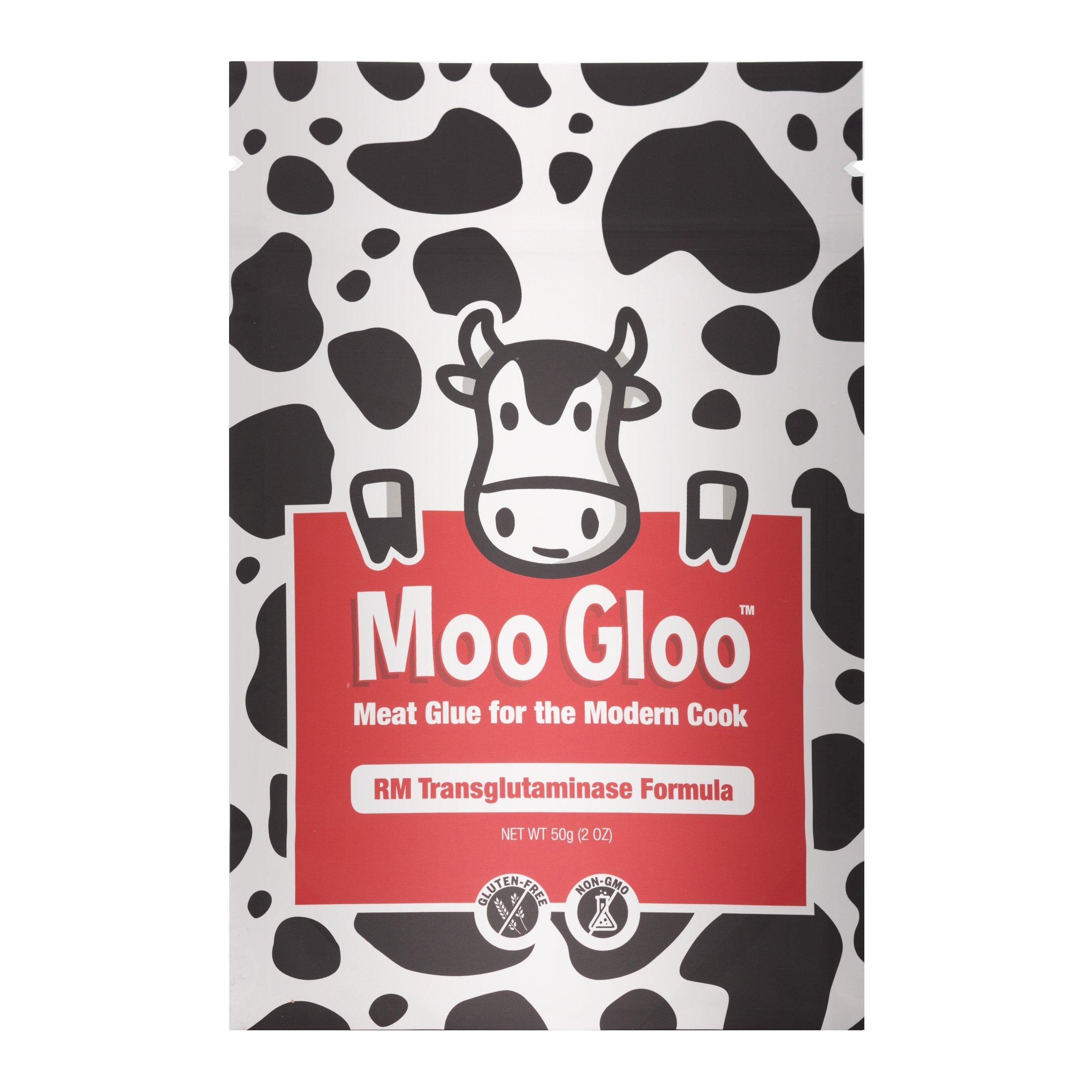 Transglutaminase (Meat Glue) - RM Formula - 50g/2oz by Moo Gloo