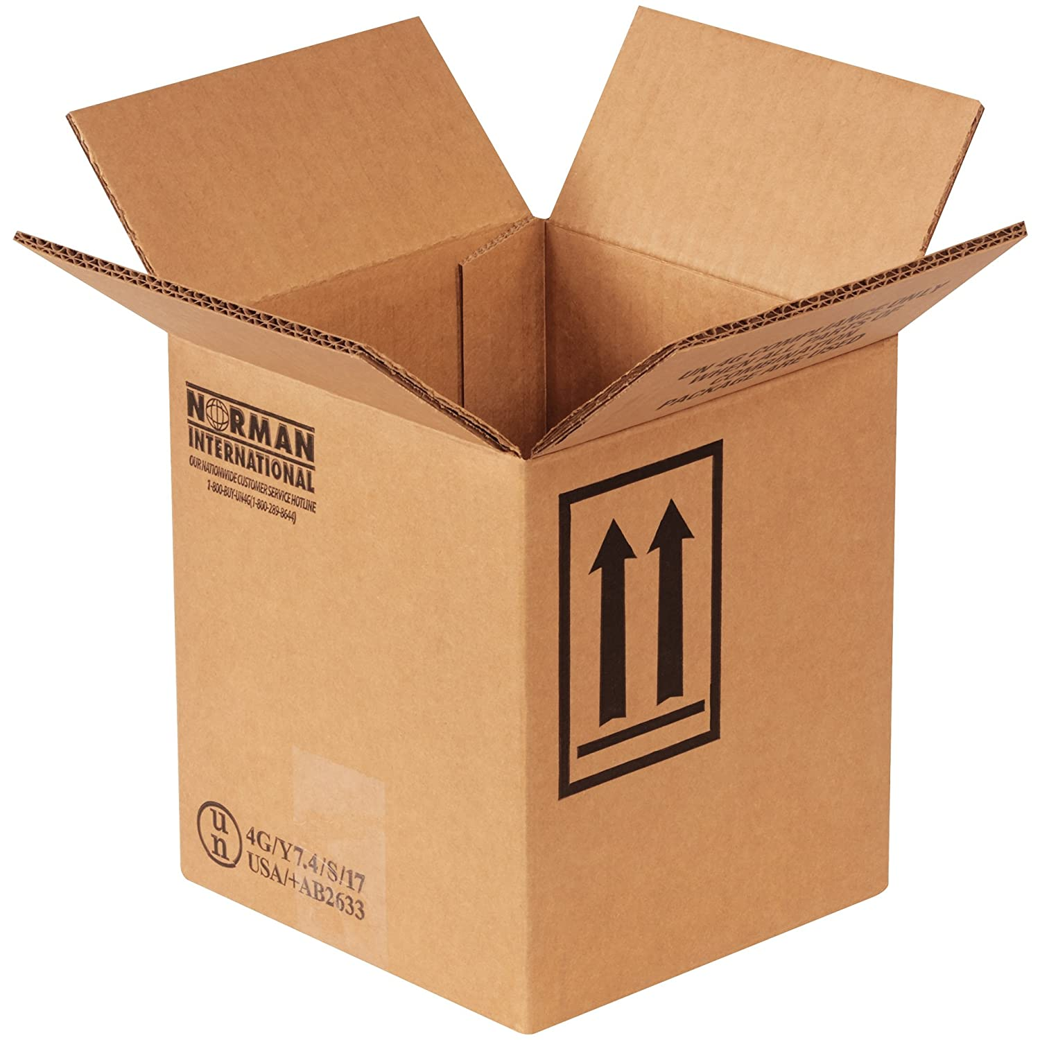 Amazon.com: Cajas Fast bfhazco1g haz Mat pintura puede ...