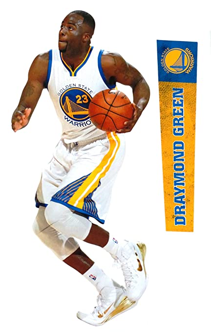 81986b4f9df5 Image Unavailable. Image not available for. Color  Draymond Green FATHEAD  Golden State Warriors Official NBA Vinyl Wall Graphic 9 INCH
