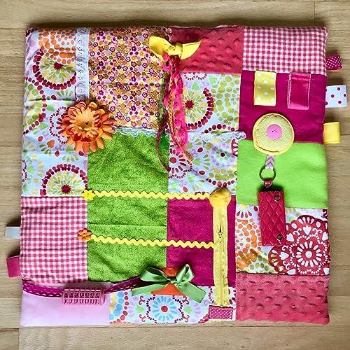 Fidget Blanket For Dementia