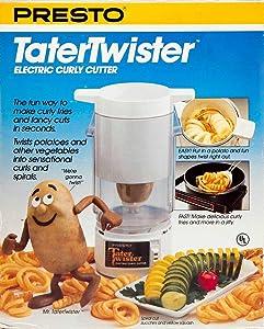 Presto Tater Twister Curly Cutter