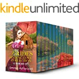 Brides Finding Love Collection (12 Book Box Set)
