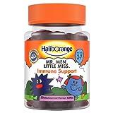 Haliborange Kids Mr. Men Little Miss Immune Support softies 30