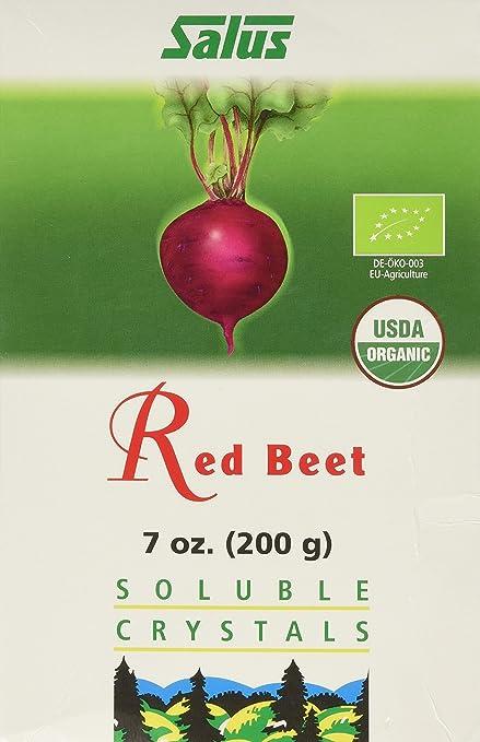 Remolacha roja, cristales solubles, a 7 oz (200 g) - flora