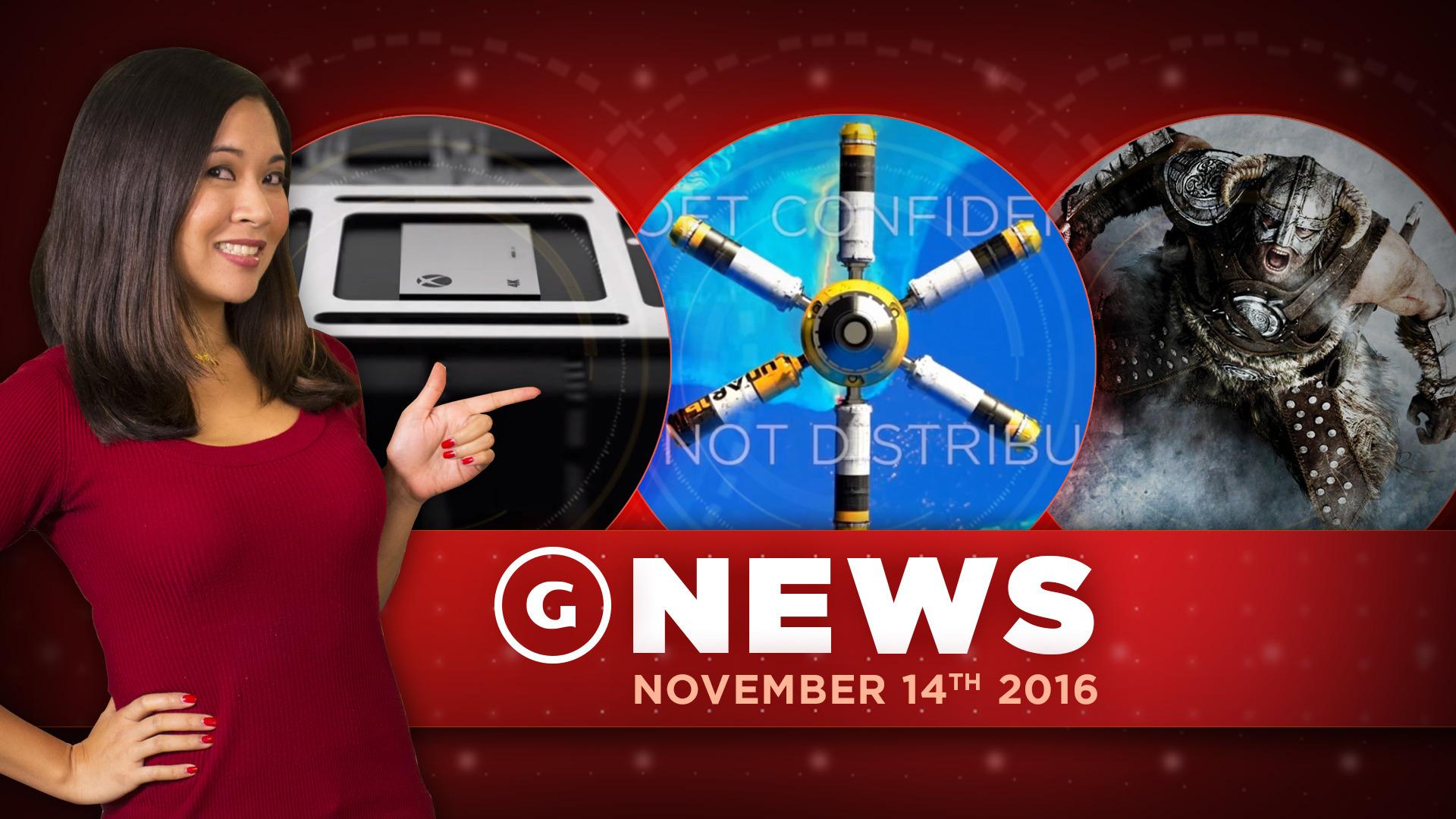 GS News - Project Scorpio Will Deliver Native 4K