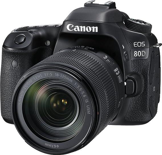 Canon EOS 80D Digital